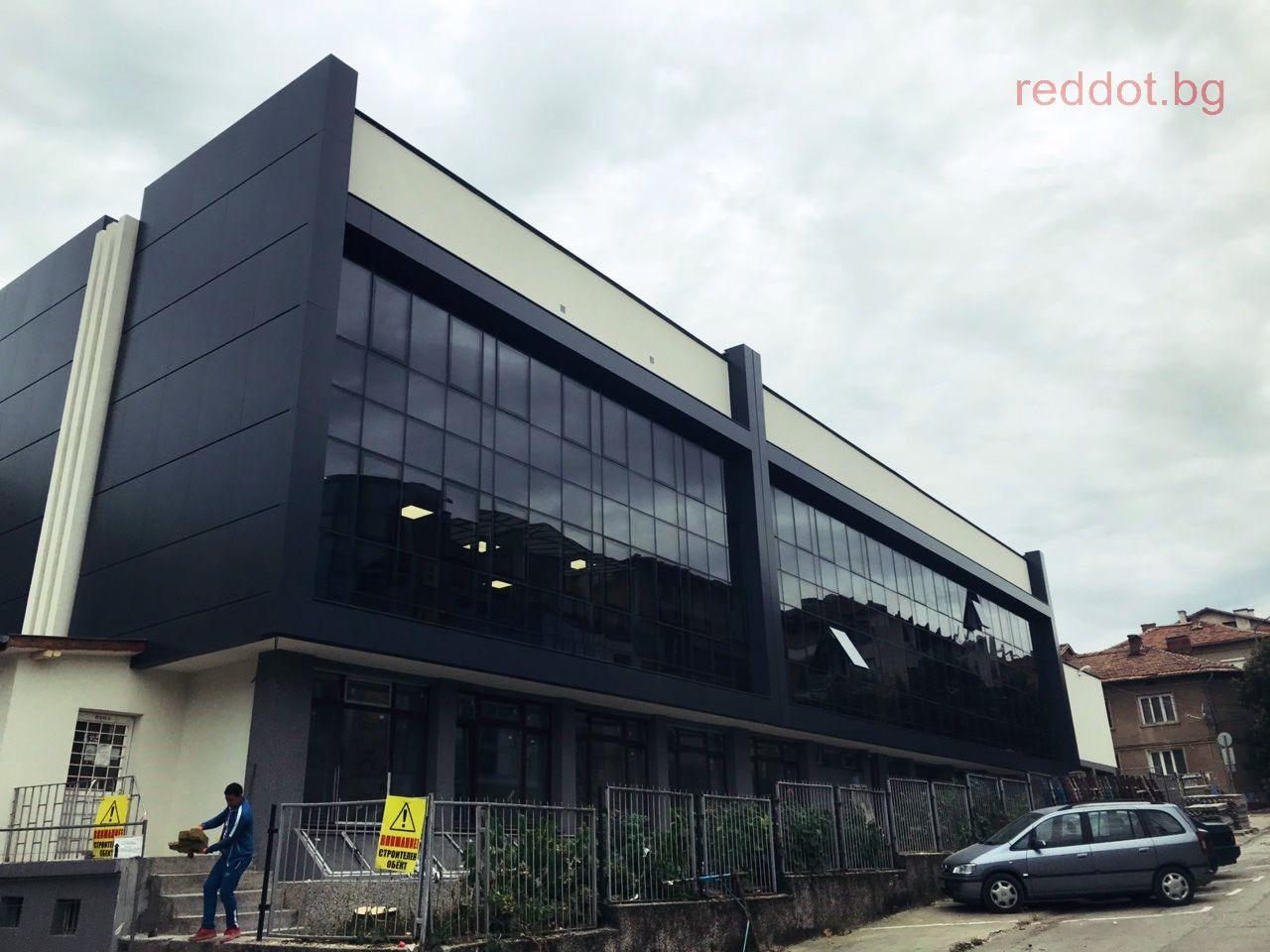 Сграда на РДМВР и РСПБЗН – гр. Петрич